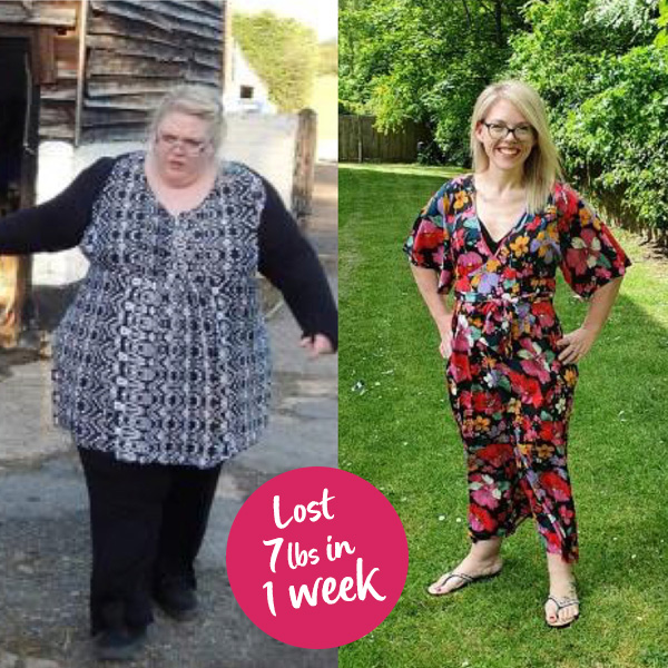 Emma Boyce weight loss transformation-Emma Boyce success story-slimming world blog