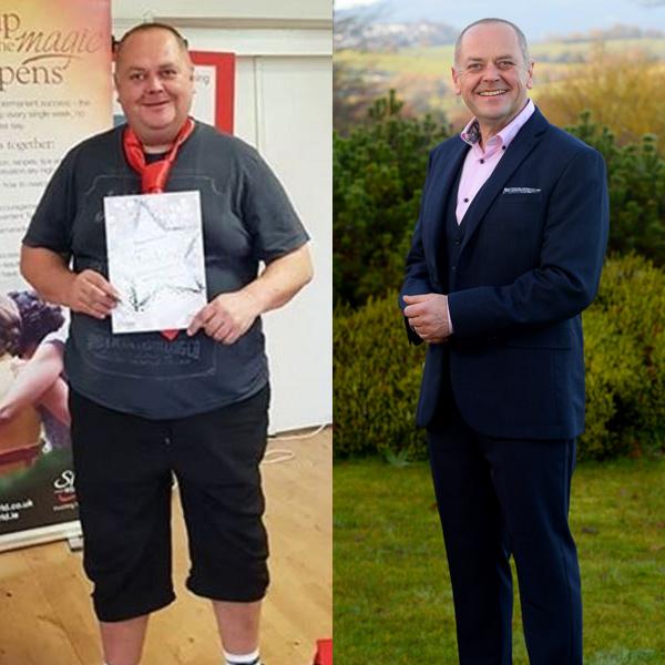 Jason Dury transformation-Jason Dury slimming success-slimming world blog