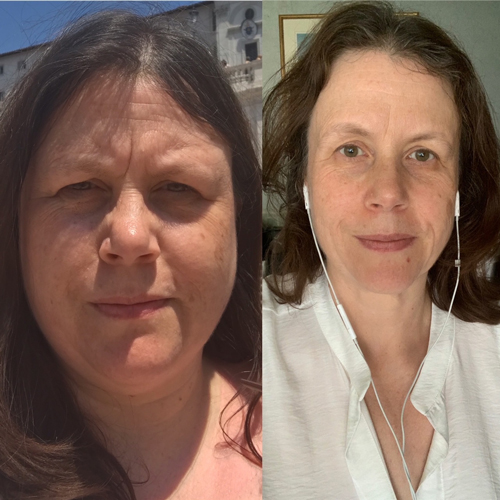 Snoopie face to face transformation-what's your reason-slimming world blog
