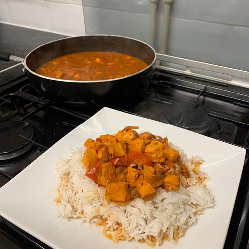 Chicken tikka masala-7-day menu-slimming world blog