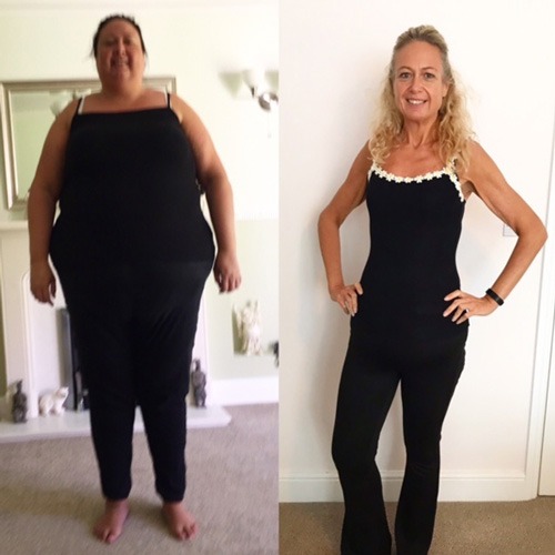 Jenny Irons before and after-Jenny Irons weight loss success-slimming world blog