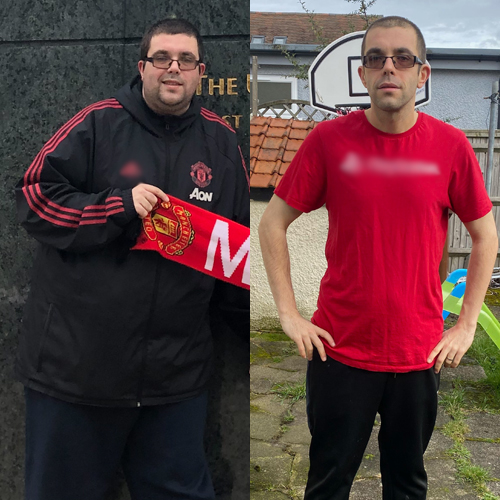 Liam England weight loss transformation-Feel the love with slimming world-slimming world blog