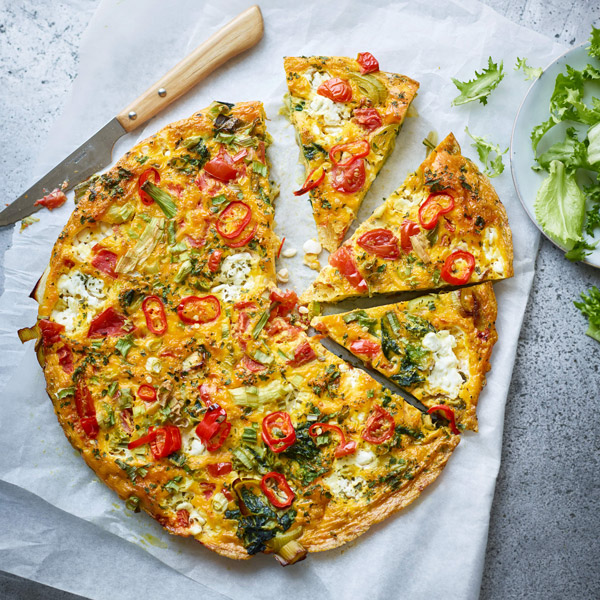 Pizza omelette-pizza omelette-slimming world blog