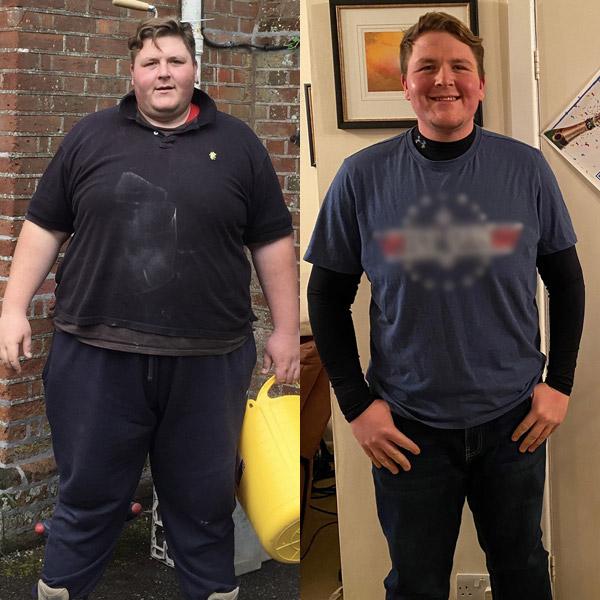 Ryan Money 15st weight loss-My 34st wake up call-slimming world blog