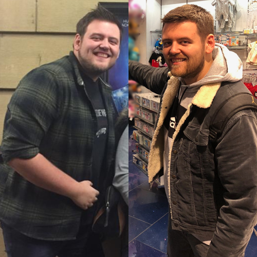 Scott Caffrey weight loss transformation-feel the love with slimming world-slimming world blog