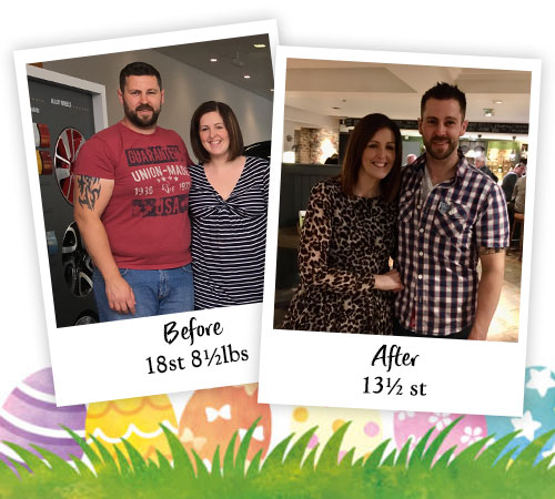 Ross Hebden before and after transformation-the photo that started it all-slimming world blog