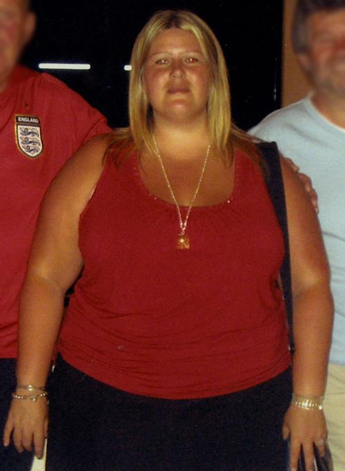 Natasha Bunby before photo-Natasha Bunby success-slimming world blog