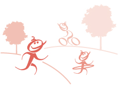People running, cycling and hula-hooping – Slimming World package-slimming world blog