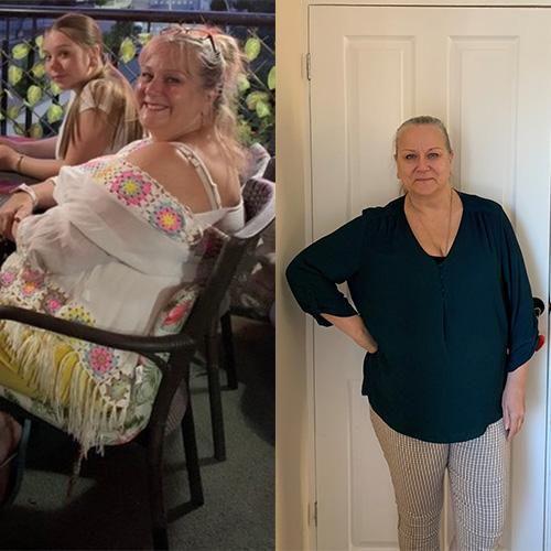 Sam Long weight loss transformation-losing 2st reduced diabetes risk-slimming world blog