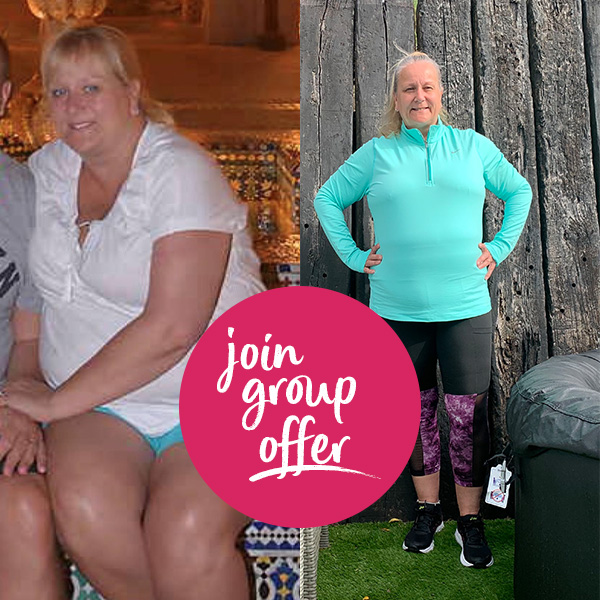 Sam Long weight loss transformation-losing 2st reduced my diabetes risk-slimming world blog