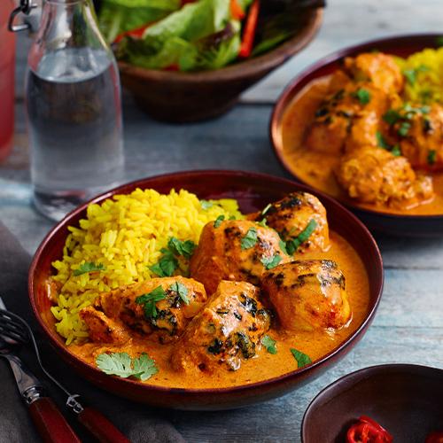 Slimming World chicken tikka curry