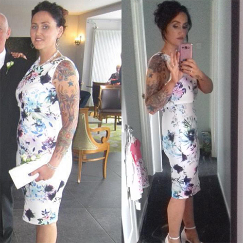 Lesley-Slimming World member transformation