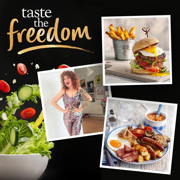Slimming World taste the freedom