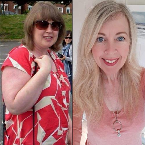 Slimming World member Karen transformation