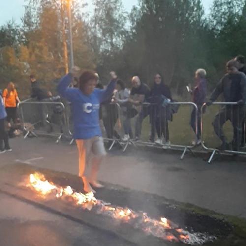 firewalk - Alison Berry
