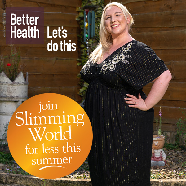 Sarah Brooks 5st weight loss header-slimming world blog