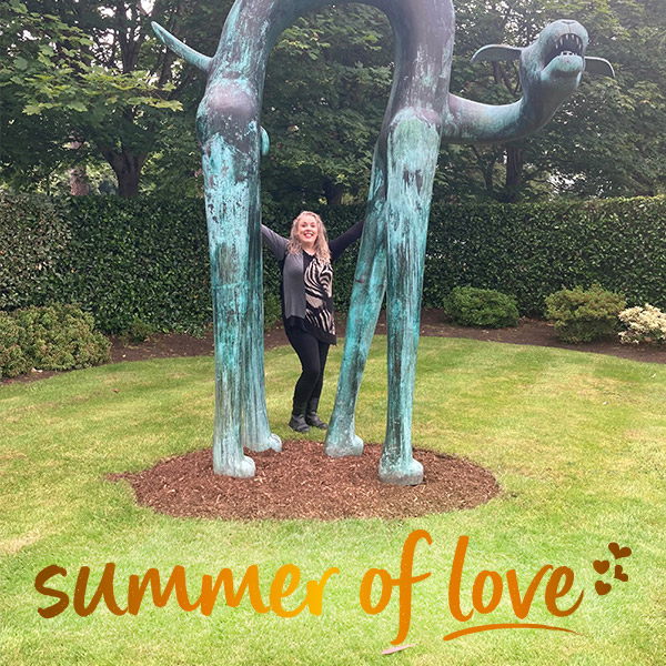 Slimming World summer strategies-Slimming World member at a park