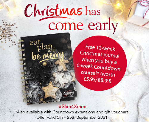 Slimming World christmas journal