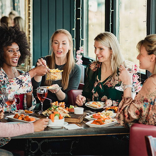 Eat out on the Slimming World plan