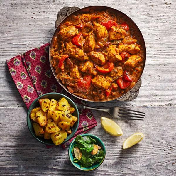 Chicken tikka rogan josh header-slimming world food range