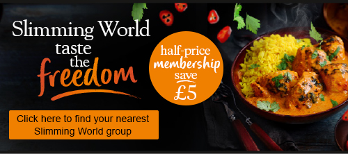 Slimming World join a group promotion