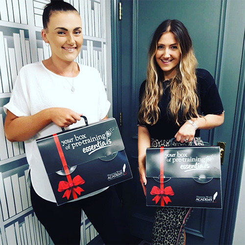 Slimming World Consultants in training at head office